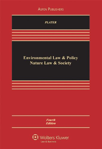 Environmental Law & Policy: Nature Law & Society