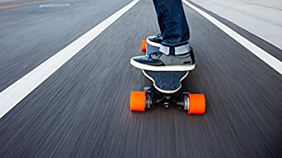 Boosted Dual+ 2000W Electric Skateboard by Boosted