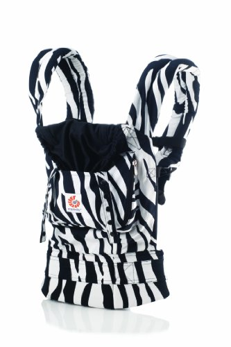 Learn More About ERGObaby Original Baby Carrier, Zebra