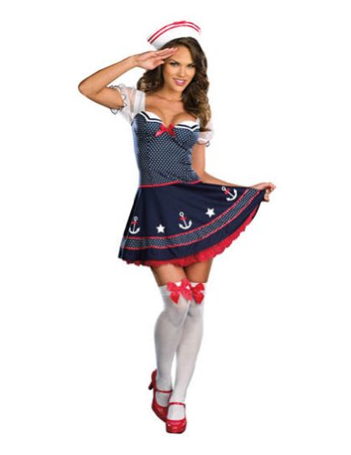 Ship Happens Xlg Adult Womens Costume