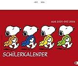 echange, troc Charles M. Schulz - Snoopy Schülerkalender 2004. 17-Monats-Kalender (Livre en allemand)