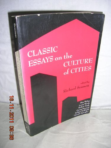 classic essays on the culture of cities Wikipedia best describes culture shock in four phases the honeymoon, negotiation, adjustment and the mastery phase, and i've experienced them all firsthand and can attest to their importance from an anthropological standpoint my honeymoon stage from the moment i stepped on the plane right up.