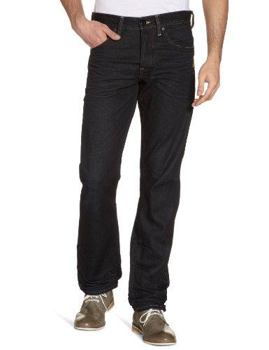 G Star Attacc Straight Men's Jeans 3D Dark Aged W36INxL30IN