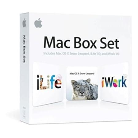 Mac Box Set version 10.6 (avec Snow Leopard)