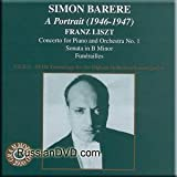 Liszt - Concerto for Piano and Orchestra No. 1, Sonata in B Minor, Funerailles