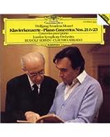 Mozart : Concertos pour piano n° 21 et n° 23