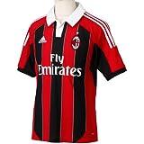 2012-13 AC Milan Home Jersey