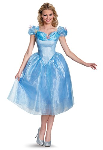 Cinderella Adult Movie Costume Adult Cinderella Movie Dress 87039