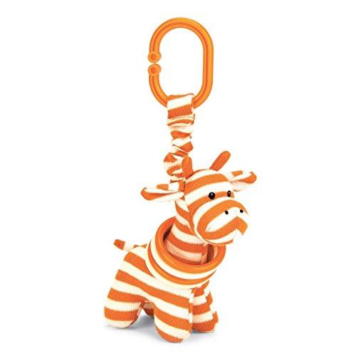 Jellycat Geoffrey Giraffe Clicketty front-375767