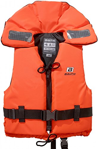 Rettungsweste Baltic Mod. 1240 50-70 Kg Orange