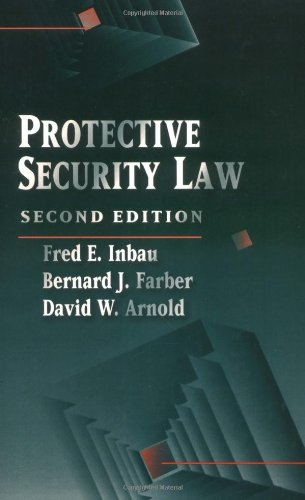 Protective Security Law, Second Edition PDF