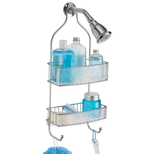 Accesorios De Baño Interdesign:Bathroom Shower Caddy