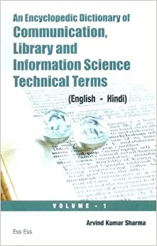 dictionary for library and information science pdf