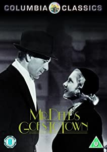 Mr Deeds Goes To Town [DVD]