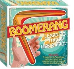 Boomerang Book & Kit