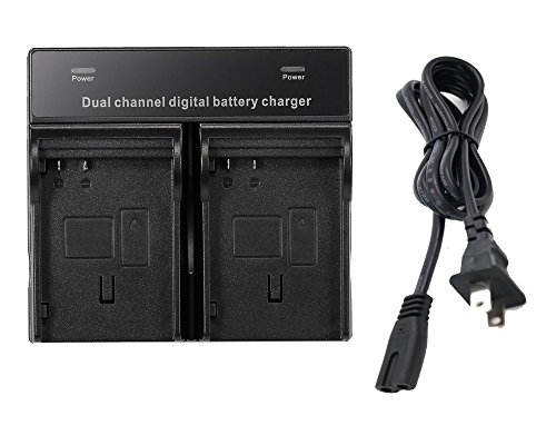 LP E6 LP E6N New LED light dual channel dual battery charger for canon EOS 5D Mark III 5DS / EOS 5DS R 6D 7D Mark II 80D 70D Camera (Canon 5d Mark Ii Battery Charger compare prices)