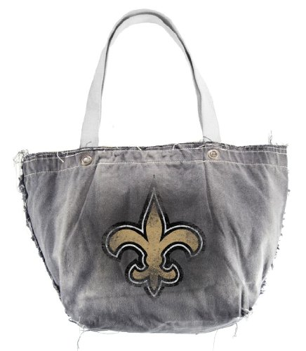 New Orleans Saints Vintage Tote (Please see item detail in description) at Amazon.com