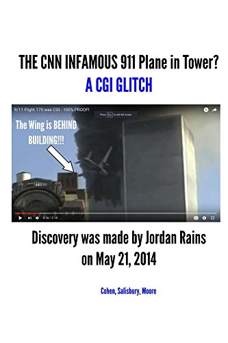 the-cnn-infamous-911-plane-in-tower-a-cgi-glitch-english-edition