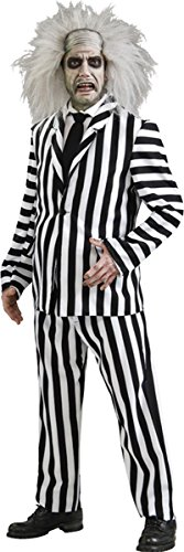 Morris Women's BEETLEJUICE Deluxe ADULT Costume, X-Large
