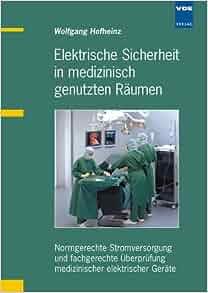 Elektrische Sicherheit in medizinisch genutzen Räumen