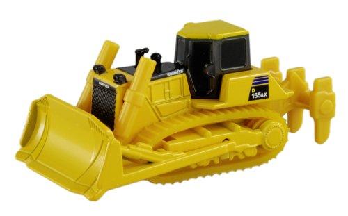 Takara Tomy Tomica #056 Komatsu Bulldozer D155AX-6 - 1