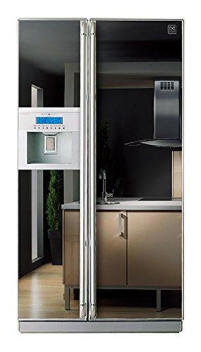 Daewoo-FRN-T22DAMI-frigo-amricain-frigos-amricains-Autonome-Miroir-Amricain-A-N-Bord