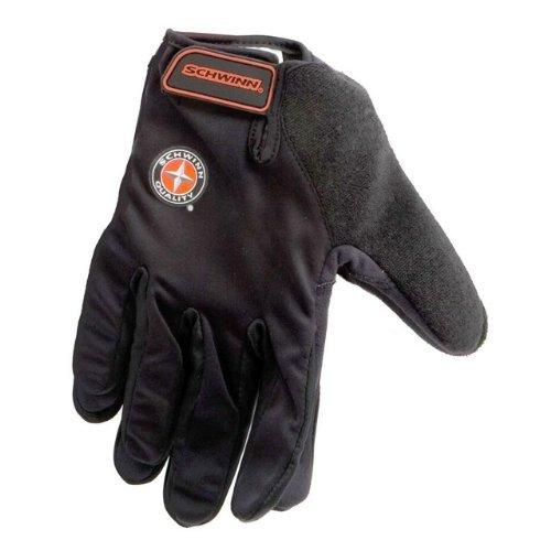 schwinn-quality-sw75752-6-extra-large-or-large-black-fingered-bike-gloves-by-schwinn