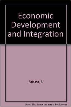 Economic Development and Integration (Centro de Estudios
