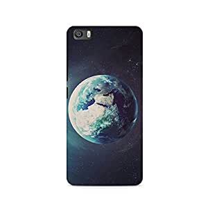 TAZindia Designer Printed Hard Back Mobile Case Cover For Xiaomi Redmi Mi5