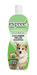 Espree Cucumber Melon Natural Pet Shampoo 20oz