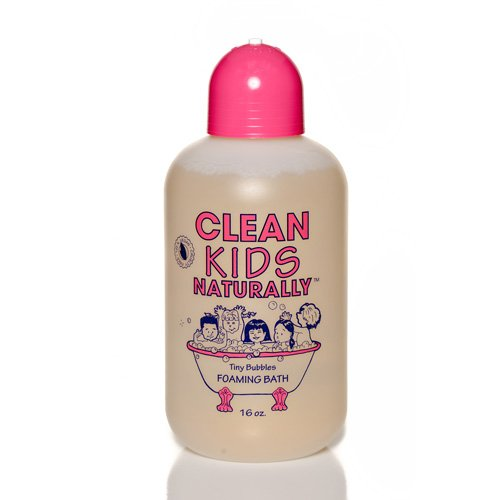 16oz Tiny Bubbles Foaming Bath