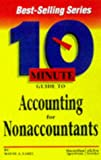 img - for Accounting for Non-Accountants (10 Minute Guides) book / textbook / text book