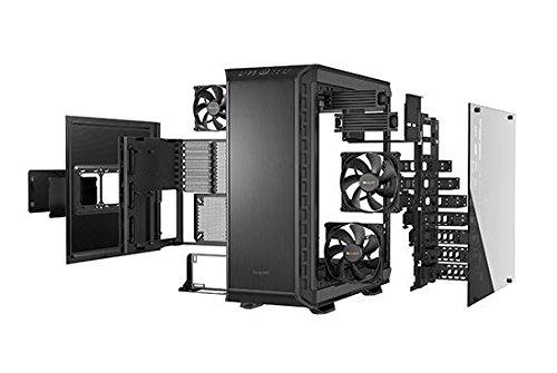 be quiet dark base pro 900 w window black atx full tower case