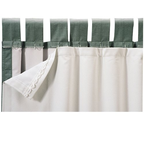 window curtains online roc lon euro premium blackout drapery liner