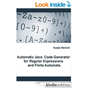 Automatic Java Code Generator Kindle eBook