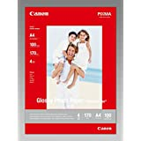 Canon GP 501 - Glossy photo paper - A4 (210 x 297 mm) - 210 g/m - 100 sheet(s)by Canon