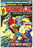 img - for Astonishing Tales Featuring Deathlok The Demolisher #27 book / textbook / text book