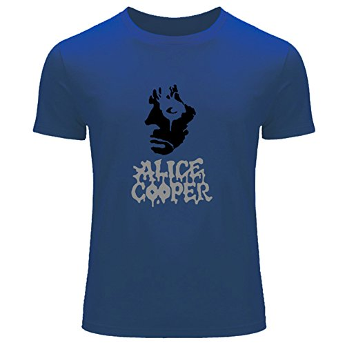 Alice Cooper Classic Printed For Boys Girls T-shirt Tee Outlet