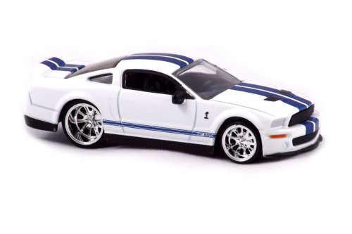 Tracksters 2007 Ford Shelby GT500 - 1