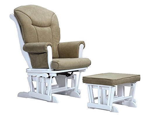 Glider and Ottoman Set review