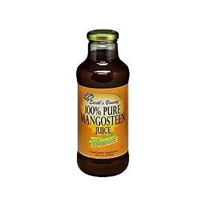 Earth's Bounty Pure Mangosteen Juice -- 16 fl oz
