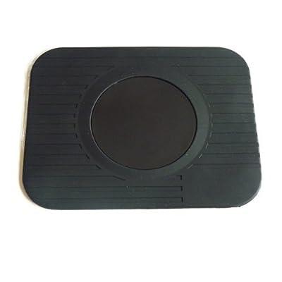 Car Sat Nav Tomtom GPS Rubber Dash Board Non Stick Mount Holder Mat Slim Portable- Ideal Christmas Gift