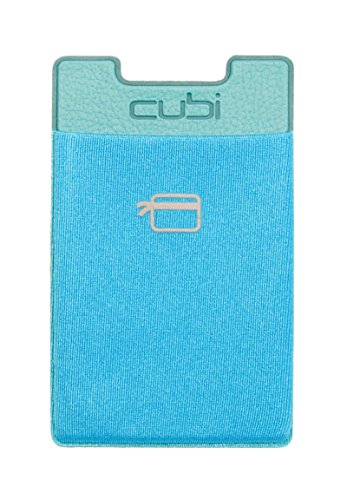 CardNinja Ultra-slim Self Adhesive Credit Card Wallet for Smartphones, Blue Raspberry (Card Ninja Iphone compare prices)