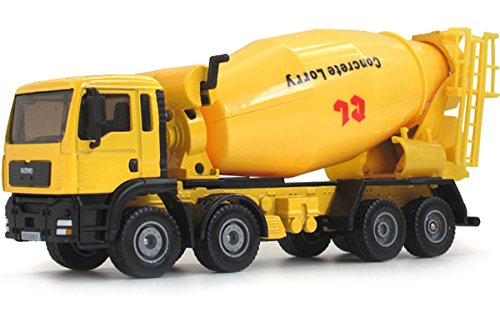 Damara Childrens Cement Mixer Truck Toys (Toy Cement Mixer Truck compare prices)