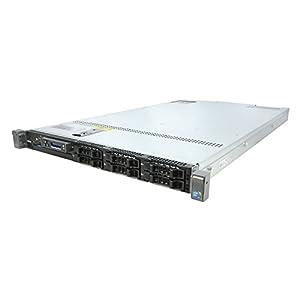 DELL PowerEdge R610 2 x 2.66Ghz X5650 Six Core 96GB 2 x 146GB 15K SAS Bezel Rails (Certified Refurbished)
