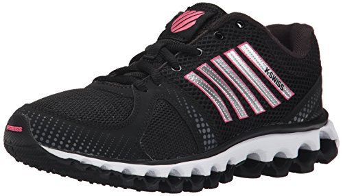 K-Swiss Women's X-160 CMF Training Shoe, Black Camelia Rose, 9.5 M US