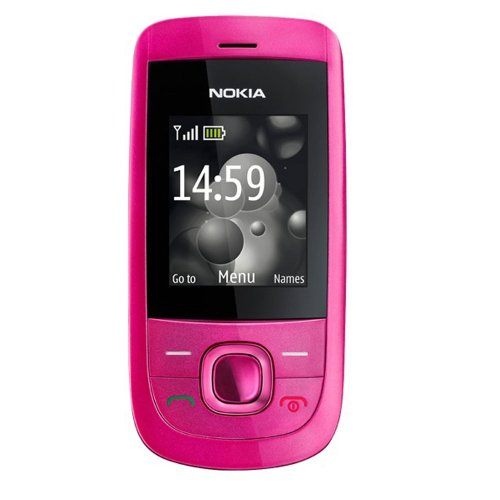 Tlphone GSM NOKIASLIDE2220ROSE