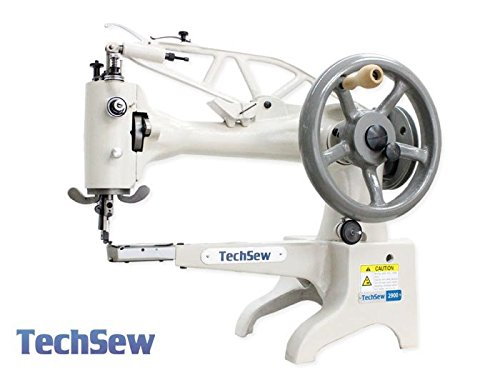 TechSew 2900 Leather Patcher Industrial Sewing Machine (Techsew Leather Sewing Machine compare prices)