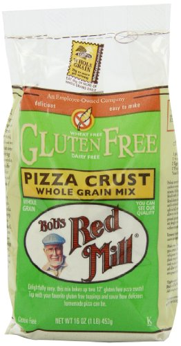 Bob's Red Mill  Gluten Free Pizza Crust Mix, 16Ounce Bags (Pack of 4) Picture