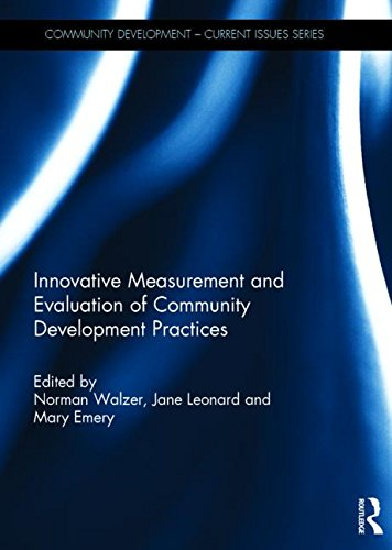 Innovative Measurement and Evaluation of Community Development Practices (Community Development - Current Issues Series)